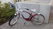 Rot, weißes (Chopper)
