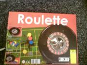 Roulette/Schach/Dama/