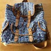 Rucksack ohne Flecken