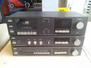 SABA Stereoanlage 1980