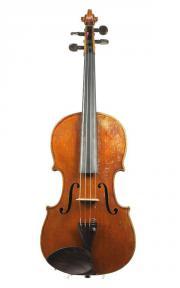 Sächsische Geige um