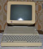 Sammlerstück: Apple 2C