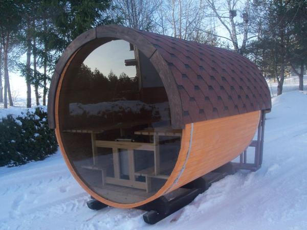 saunafass gartensauna fasssaunen und badef sser. Black Bedroom Furniture Sets. Home Design Ideas