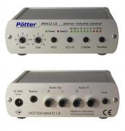 Schallpegelbegrenzer Audio Limiter
