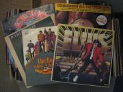 Schallplattensammlung (LP) komplett