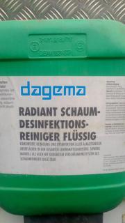 Schaum - Desinfektions - Reiniger