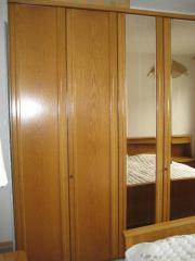 Schlafzimmer aus echt