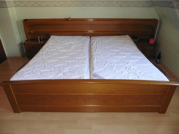 Schlafzimmer komplett Eiche » Schränke, Sonstige Schlafzimmermöbel