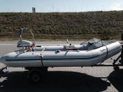 Schlauchboot TYPHOON 380