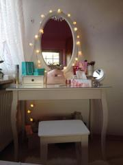 schminktisch ikea haushalt m bel gebraucht und neu. Black Bedroom Furniture Sets. Home Design Ideas