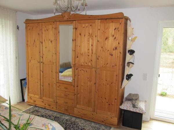 kleiderschrank kiefer neu und gebraucht kaufen bei. Black Bedroom Furniture Sets. Home Design Ideas