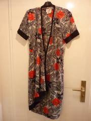 Schönes Designerkleid aus