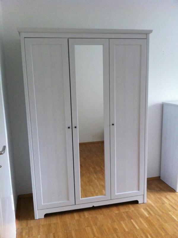 aspelund kleiderschrank von ikea. Black Bedroom Furniture Sets. Home Design Ideas