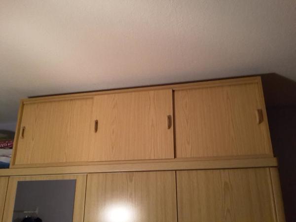 gebrauchte schlafzimmer schrank: kleiderschrank in aachen, Hause deko