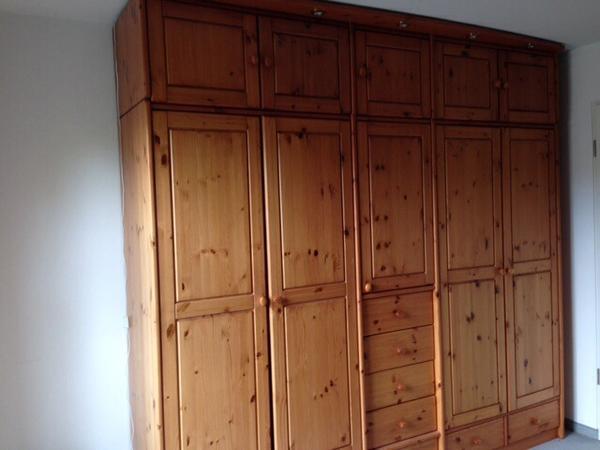schrankwand schlafzimmer in m nchen schr nke sonstige. Black Bedroom Furniture Sets. Home Design Ideas