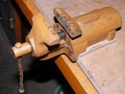 Schraubstock klein, 65mm,