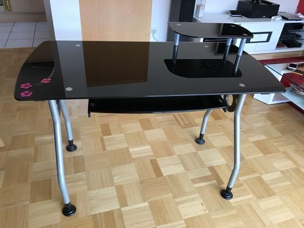 schreibtisch computertisch gebraucht kaufen nur 4 st bis. Black Bedroom Furniture Sets. Home Design Ideas