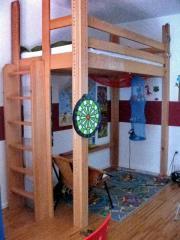 hochbett schreiner in schwetzingen haushalt m bel gebraucht und neu kaufen. Black Bedroom Furniture Sets. Home Design Ideas