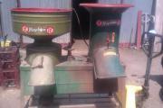 Schrotmühle mit Muser