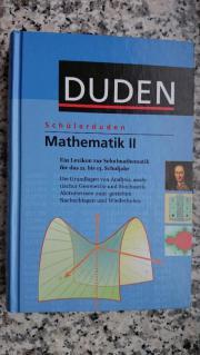 Schülerduden Mathematik II -