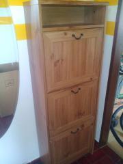 ikea schuhschrank kaufen gebraucht und g nstig. Black Bedroom Furniture Sets. Home Design Ideas