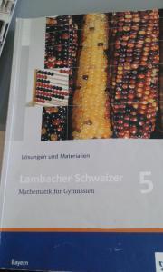 Schulbuch Lambacher Schweizer