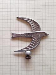 Schutzblech - Emblem