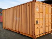 Seecontainer, Lagercontainer, Baustellencontainer