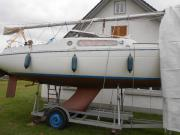 Segelboot Delanta 76