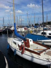 Segelyacht, Segelboot, Küstenkreuzer,