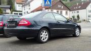 sehr gepflegter Mercedes-