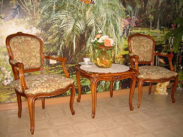 sehr sch ne antike designerm bel klassiker aus gro gerau. Black Bedroom Furniture Sets. Home Design Ideas
