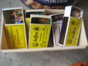 Seiffen Sammlung Streichholzschachtel