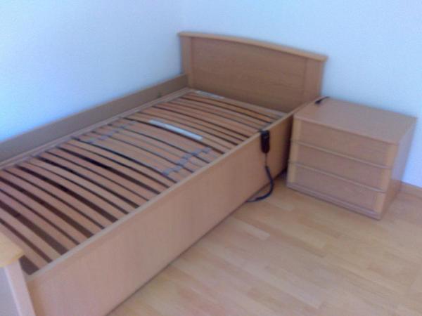 seniorenbett lattenro neu und gebraucht kaufen bei. Black Bedroom Furniture Sets. Home Design Ideas