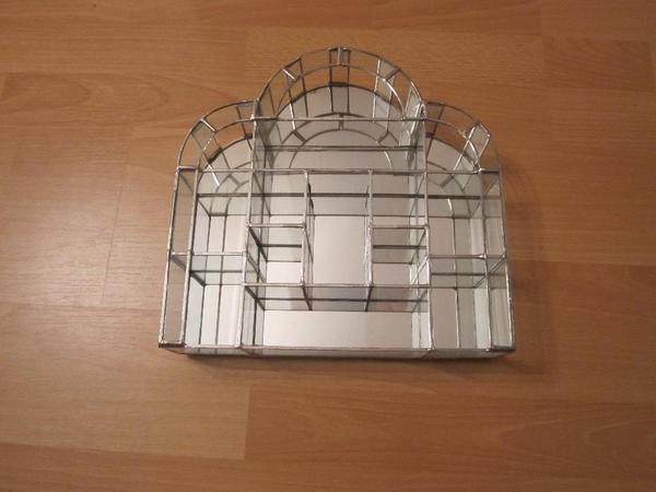 setzkasten spiegel glas und zin in berlin dekoartikel kaufen und verkaufen ber private. Black Bedroom Furniture Sets. Home Design Ideas