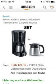 Severin KA9641 Kaffeeautomat