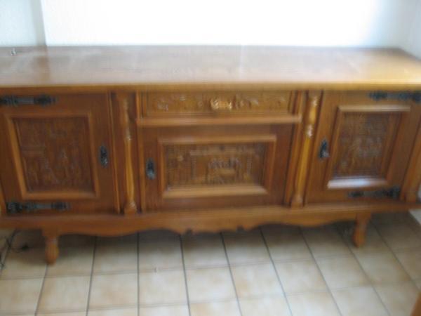 alte rustikale neu und gebraucht kaufen bei. Black Bedroom Furniture Sets. Home Design Ideas