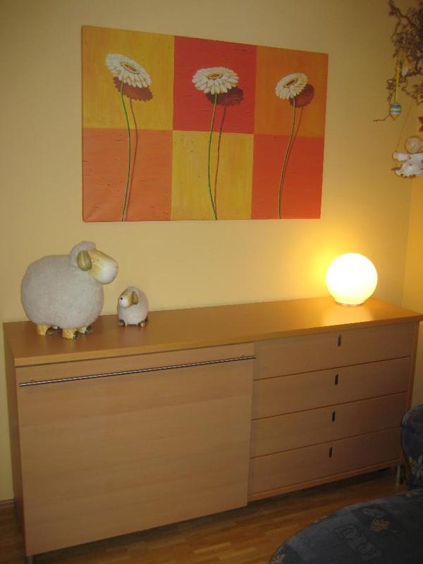 sideboard h lsta buche sehr guter zustand. Black Bedroom Furniture Sets. Home Design Ideas