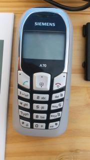 Siemens A70, Handy