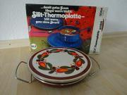 Silit Thermoplatte, Warmhalteplatte,
