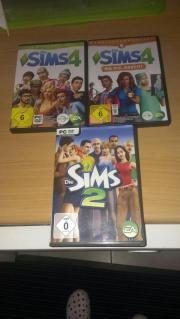 Sims4+Zusatzpaket und