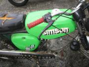 Simson Moped