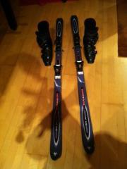 Ski + Skischuhe