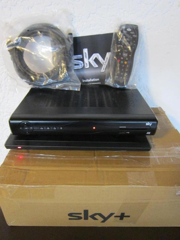 sky hd twin sat receiver festplatte 320gb sky neues hdmi setl in bietigheim bissingen antenne. Black Bedroom Furniture Sets. Home Design Ideas