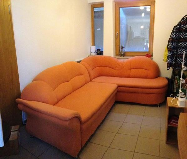 Sofa Couch Ecksofa Polsterecke Mit Schlaffunktion Und Stauraum In Berlin Polster Sessel