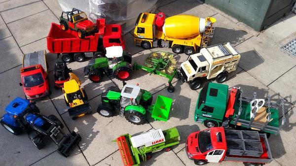 Spielzeug fahrzeuge bruder in nürnberg sonstiges