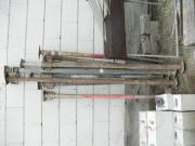 Sprise Bauspriese. Stahlrohr