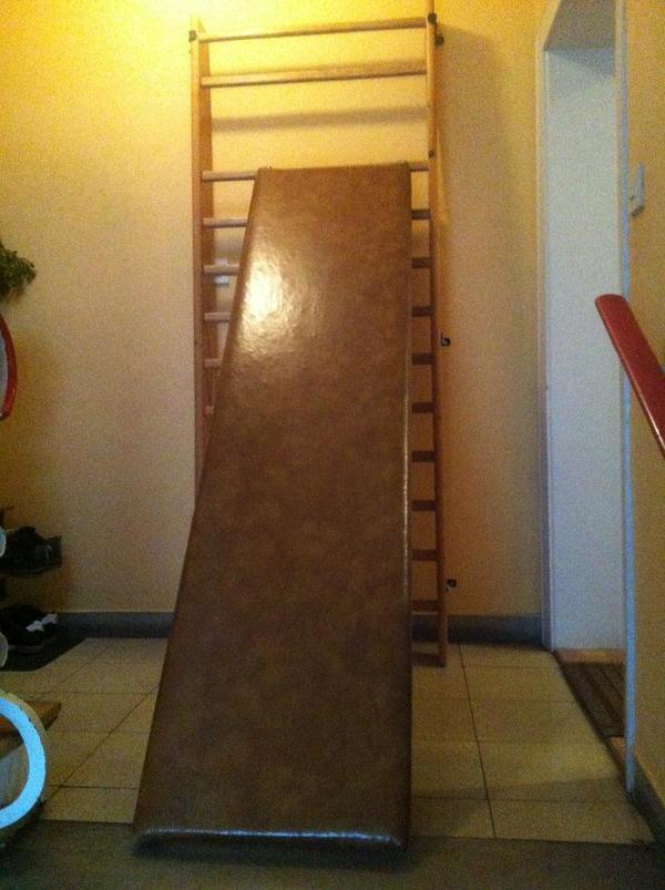sprossenwand kaufen gebraucht und g nstig. Black Bedroom Furniture Sets. Home Design Ideas