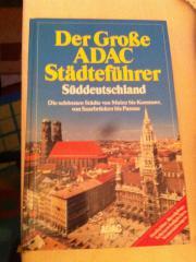 Städteführer Süddeutschland....