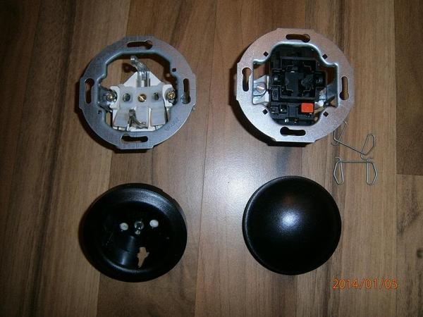 kleinanzeigen steckdosen lichtschalter set unbenutzt ek 630 eur bild 5 von bild 7. Black Bedroom Furniture Sets. Home Design Ideas